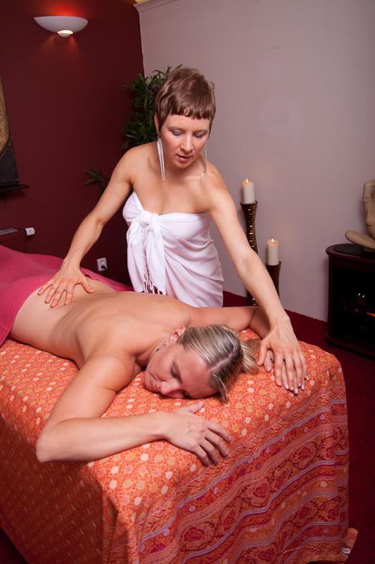 nedbalý masáž vaginální